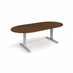 Jednací stůl ovál 220 x 120 Exner Exact (XJ4 220)