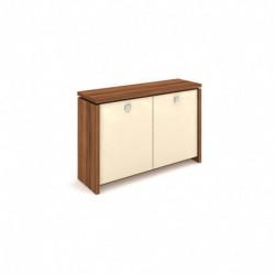 Skříň dvoudveřová, skleněné dveře Exner Assist (A 2 2 01)