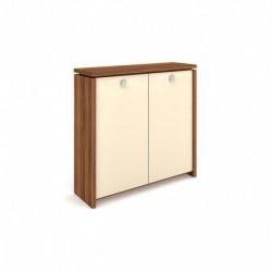 Skříň dvoudveřová, skleněné dveře Exner Assist (A 3 2 01)