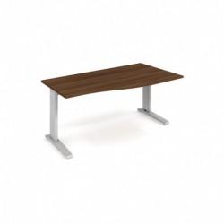 Pracovní stůl 160 levý Exner Exact (XPV4 160 L)