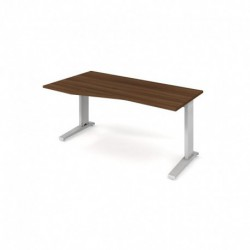 Pracovní stůl 160 pravý Exner Exact (XPV5 160 P)