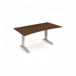 Pracovní stůl 160 kosatka Exner Exact (XPV6 160)
