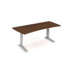 Pracovní stůl 180 kosatka R Exner Exact (XPV7 180)