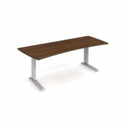 Pracovní stůl 200 kosatka R Exner Exact (XPV7 200)