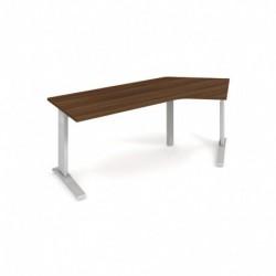 Pracovní stůl 200 hokejka levý Exner Exact (XPV8 200 L)
