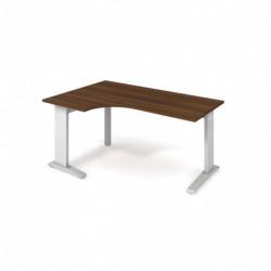 Pracovní stůl rohový 160 pravý Exner Exact (XPV9 160 P)