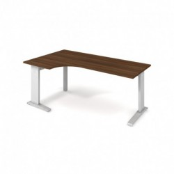 Pracovní stůl rohový 180 pravý Exner Exact (XPV9 180 P)