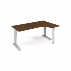 Pracovní stůl rohový 160 levý Exner Exact (XPV10 160 L)