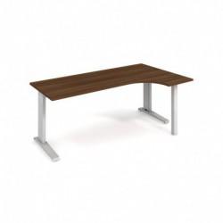 Pracovní stůl rohový 180 levý Exner Exact (XPV10 180 L)