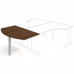 Přídavný stůl 80 x 160 Exner Exact (XDV4 80)