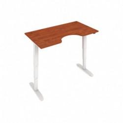 Elektricky výškově stavitelný stůl Hobis Motion ERGO  140 cm, se základním ovládáním (MSE 3 1400)