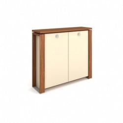 Skříň dvoudveřová, skleněné dveře Exner Expo+(E 3 2 01 S)