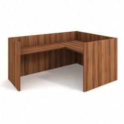 Recepce 160 + přídavný stůl 120x60 levý Exner Assist (ARS 160 L)