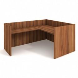 Recepce 180 + přídavný stůl 120x60 levý Exner Assist (ARS 180 L)