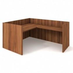 Recepce 180 + přídavný stůl 120x60 pravý Exner Assist (ARS 180 P)
