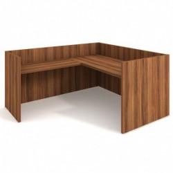 Recepce 200 + přídavný stůl 120x60 levý Exner Assist (ARS 200 L)