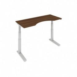 Pracovní stůl 160 x 80 ergo Exner Exvizit (VP3 160)