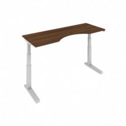 Pracovní stůl 180 x 80 ergo Exner Exvizit (VP3 180)