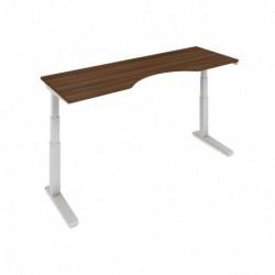 Pracovní stůl 200 x 80 ergo Exner Exvizit (VP3 200)