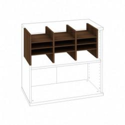Spisová vložka pro skříně Exact 80 cm (X VNT)