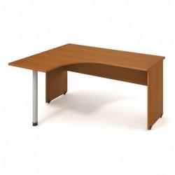 Stůl ergo pravý 160*120cm Hobis Gate (GE 60 P)