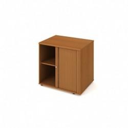 Skříň rol stol pravá napříč 80cm (SPRZ 80 60 P N)