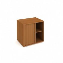 Skříň rol stol levá napříč 80cm (SPRZ 80 60 L N)