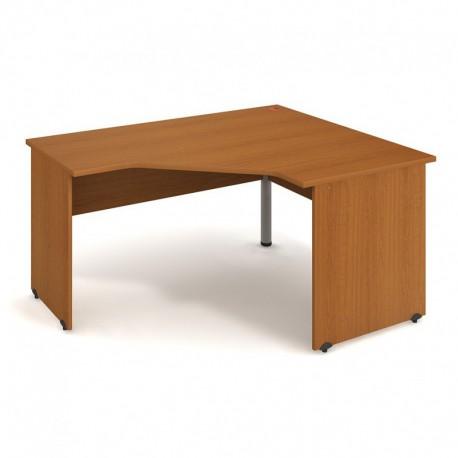 Stůl ergo levý 160*120cm Hobis Gate (GEV 80 L)