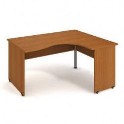 Stůl ergo levý 160*120cm Hobis Gate (GE 2005 L)