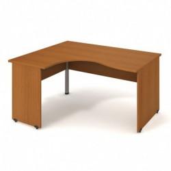 Stůl ergo pravý 160*120cm Hobis Gate (GE 2005 P)