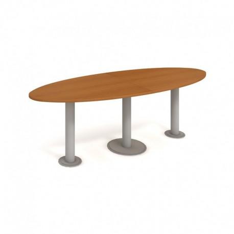 Stůl jednací elipsa 240cm (JS 2400 C)