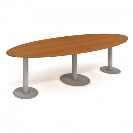 Stůl jednací elipsa 300cm (JS 3000 C)