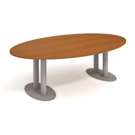 Stůl jednací elipsa 260cm (JS 2600 C)