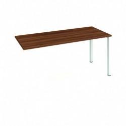 Stůl pracovní délky 160 cm k řetězení (US 1600 R)