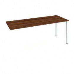 Stůl pracovní délky 180 cm k řetězení (US 1800 R)