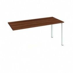 Stůl jednací rovný délky 160 cm k řetězení (UJ 1600 R)