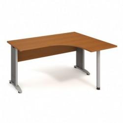 Stůl ergo levý 160*120cm (CE 60 L)