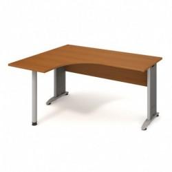 Stůl ergo pravý 160*120cm (CE 60 P)