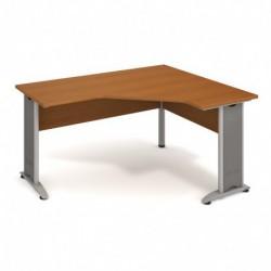 Stůl ergo levý 160*120cm (CEV 60 L)