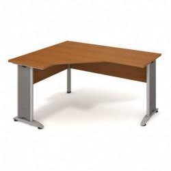 Stůl ergo pravý 160*120cm (CEV 60 P)