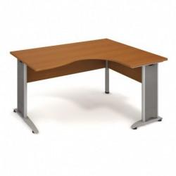 Stůl ergo levý 160*120cm (CE 2005 L)