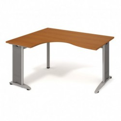 Stůl ergo pravý 160*120cm (FE 2005 P)