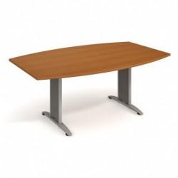 Stůl jednací sud 200cm (FJ 200)