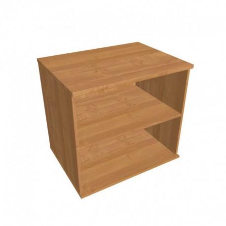 Skříň otevřená stolová 80cm napříč (SP 80 60 N)