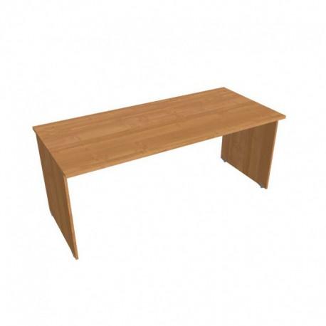 Stůl pracovní rovný 180cm Hobis Gate (GS 1800)