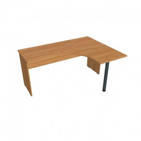Stůl ergo levý 160*120cm Hobis Gate (GE 60 L)