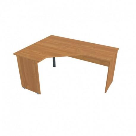 Stůl ergo pravý 160*120cm Hobis Gate (GEV 60 P)