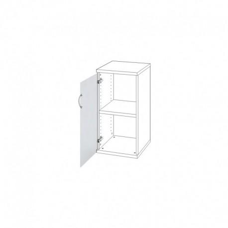 Dveře mléčné sklo levé (DSL 2 1 L)