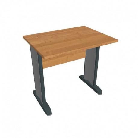 Stůl pracovní rovný 80cm hl60, Hobis Cross (CE 800)