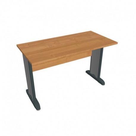 Stůl pracovní rovný 120cm hl60, Hobis Cross (CE 1200)